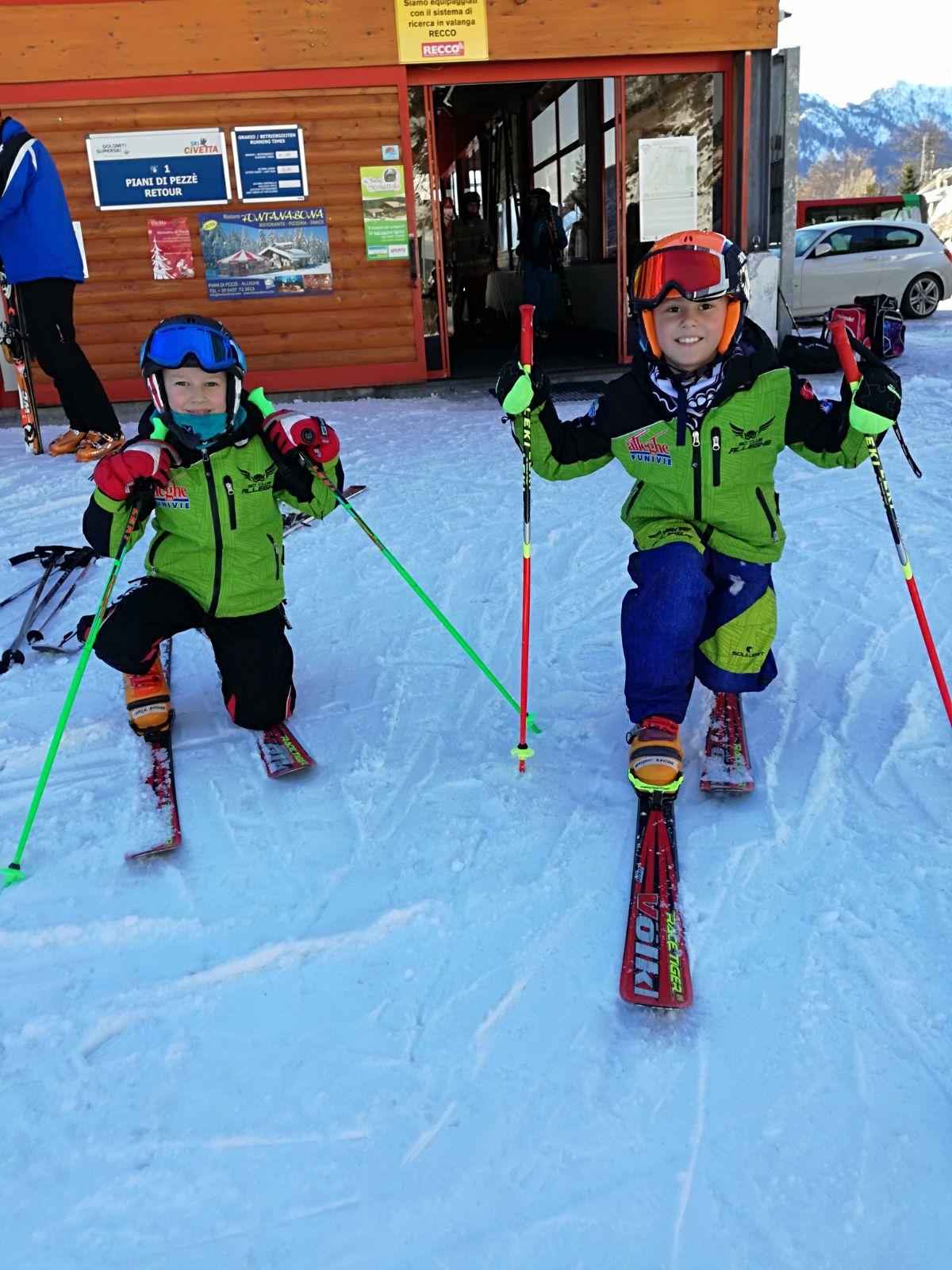 Sci Club Alleghe Dolomiti